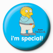 Posters Placka THE SIMPSONS - ralph i am special! - Posters