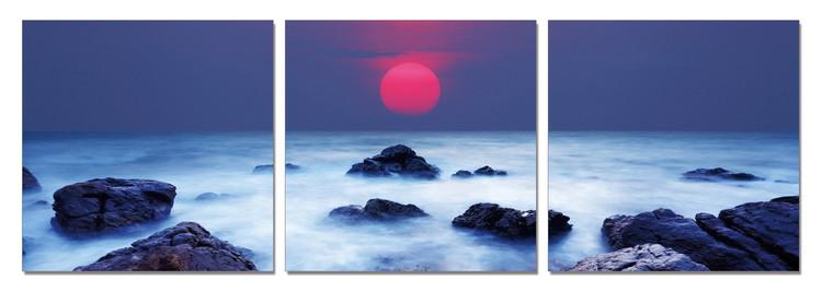 Posters Obraz Vycházející slunce