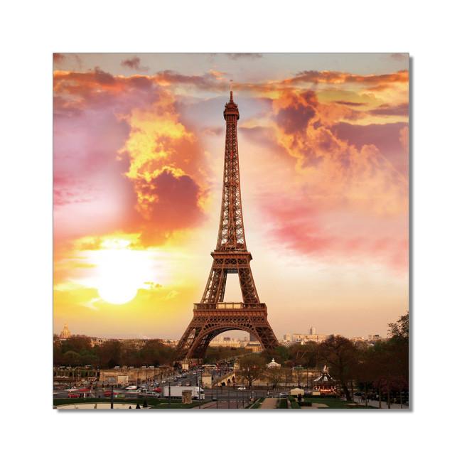 Posters Obraz Paříž - Eifelova věž