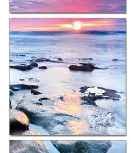 Posters Obraz Vítání slunce