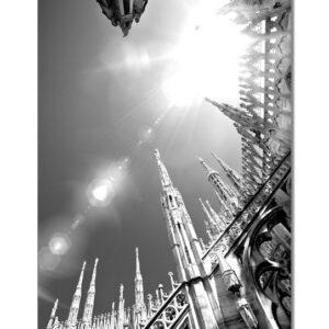 Posters Obraz Milán - Katedrála Narození Panny Marie