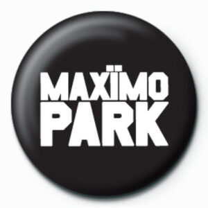 Posters Placka Maximo Park-Logo - Posters