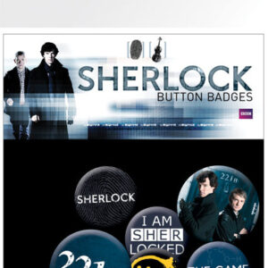 Posters Placka SHERLOCK - mix - Posters