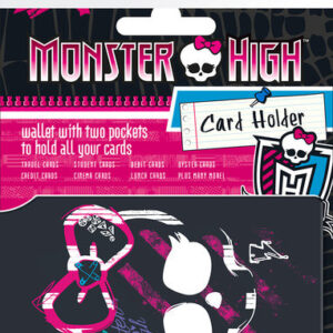 Posters MONSTER HIGH - Logo Pouzdro na karty - Posters