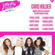 Posters LITTLE MIX - group Pouzdro na karty - Posters