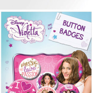 Posters Placka VIOLETTA - This Is Me - Posters