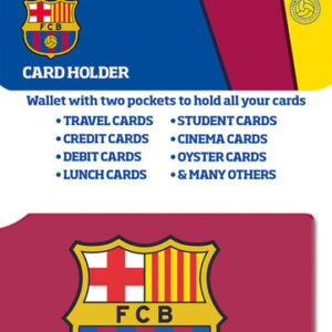 Posters FC BARCELONA - crest Pouzdro na karty - Posters