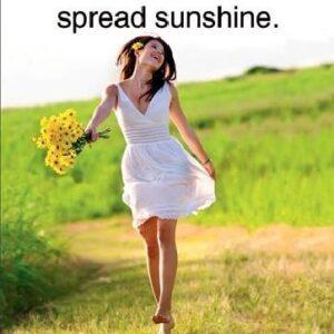 Posters Plechová cedule Spread Sunshine