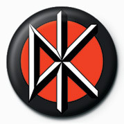 Posters Placka DEAD KENNEDYS - LOGO - Posters