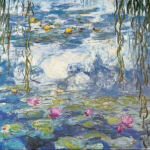 Posters Reprodukce Claude Monet - Lekníny