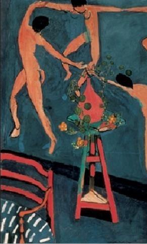 Posters Reprodukce Henri Matisse - Potočnice a Tanec