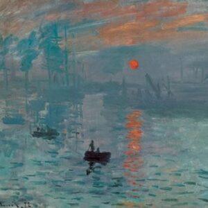 Posters Reprodukce Claude Monet - Imprese