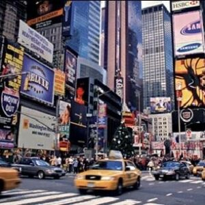 Posters Reprodukce DOUG PEARSON - New York - Times Square
