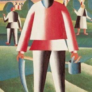 Posters Reprodukce Kazimir Malevich - Sklizeň