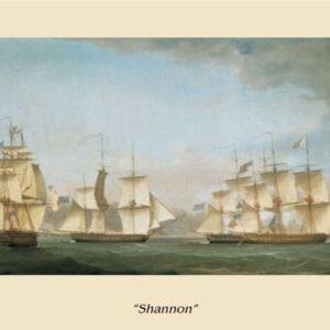Posters Reprodukce Navi - Loď Shannon
