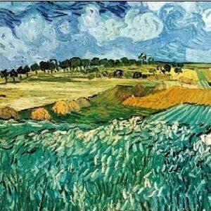 Posters Reprodukce Vincent van Gogh - Rovina u Avers