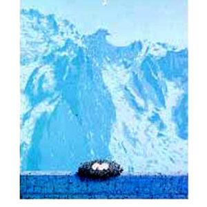 Posters Reprodukce René Magritte - Doména Arnheim