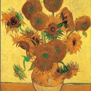Posters Reprodukce Vincent van Gogh - Slunečnice
