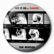 Posters Placka BEATLES (LET IT BE NAKED) - Posters