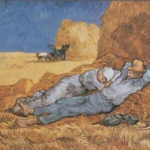 Posters Reprodukce Vincent van Gogh - Polední odpočinek