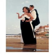 Posters Reprodukce Jack Vettriano - The Missing Man II