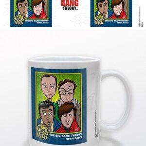 Posters Hrnek The Big Bang Theory (Teorie velkého třesku) - Geek a Week - Posters