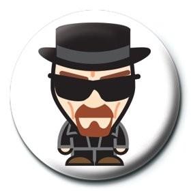 Posters Placka Breaking Bad (Perníkový táta) - Heisenberg suit - Posters