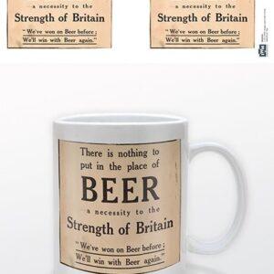Posters Hrnek IWM - Beer Strength of Britain - Posters