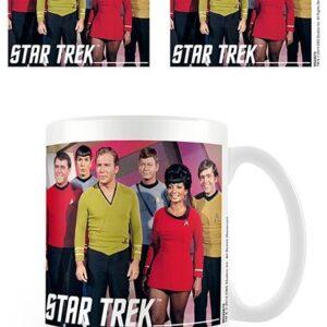 Posters Hrnek Star Trek - Cast - Posters