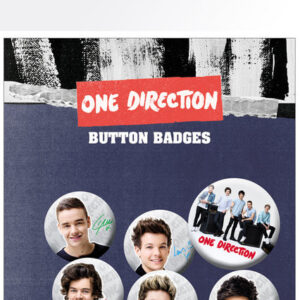 Posters Placka One Direction - Band - Posters
