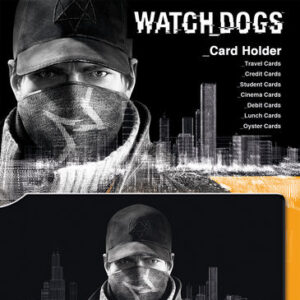 Posters Watch Dogs - Aiden Pouzdro na karty - Posters