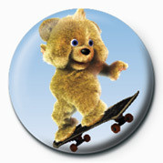 Posters Placka JAMSTER - Brown Bear (Skat - Posters