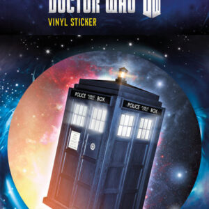 Posters Samolepka Doctor Who - Tardis - Posters