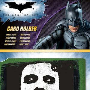 Posters Batman: Temný rytíř - Joker Pouzdro na karty - Posters