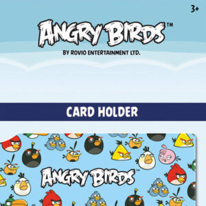 Posters Angry Birds - Pattern Pouzdro na karty - Posters