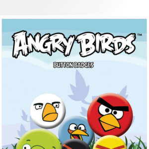 Posters Placka Angry Birds - Faces - Posters