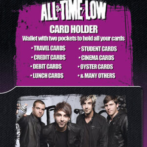Posters All Time Low - Group Pouzdro na karty - Posters