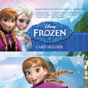 Posters Ledové království - Anna Pouzdro na karty - Posters