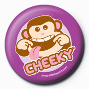 Posters Placka WithIt (Cheeky Monkey) - Posters