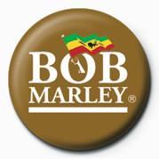 Posters Placka BOB MARLEY - logo - Posters