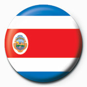 Posters Placka Flag - Costa Rica - Posters