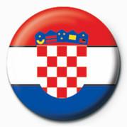 Posters Placka Flag - Croatia - Posters