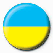 Posters Placka Flag - Ukraine - Posters