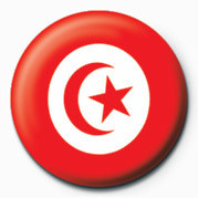 Posters Placka Flag - Tunisia - Posters
