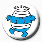 Posters Placka MR MEN (Mr Bump) - Posters