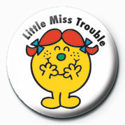 Posters Placka MR MEN (Little Miss Troubl - Posters