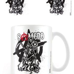 Posters Hrnek Sons of Anarchy (Zákon gangu) - Tall Reaper - Posters