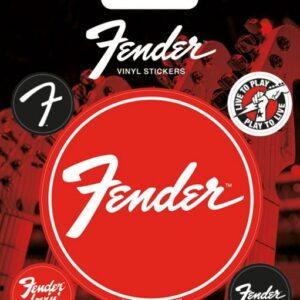 Posters Samolepka Fender - Posters