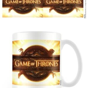 Posters Hrnek Hra o Trůny - Game of Thrones - Opening Logo - Posters