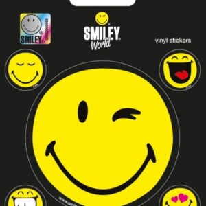 Posters Samolepka Smiley - Smileyworld - Posters